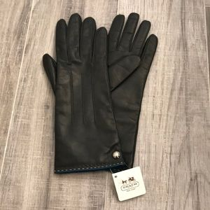 23e665c64 Women's Leather Gloves From Coach | Poshmark